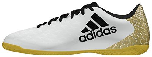 adidas X 16.4 In, Botas de Fútbol para Hombre Blanco (Ftwbla / Negbas / Dormet)