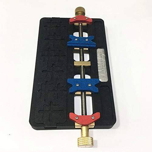 SODIAL Accesorio Universal Sostenedor De Placa Plantilla PCB Telefono Temperatura Alta Herramienta De Molde De Reparacion De Mantenimiento para Soldar