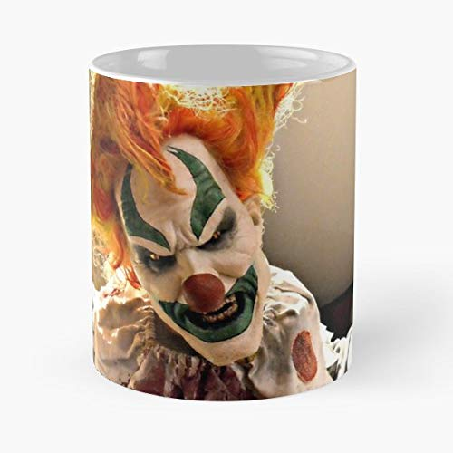 Universal Orlando Resort Studios Halloween Horror Nights - Coffee Mugs,handmade Funny 11oz Mug Best Holidays Gifts For Men Women Friends. ()