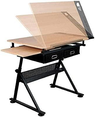 SED Mesa Multifuncional de Mesa de Dibujo de Dibujo de Altura ...