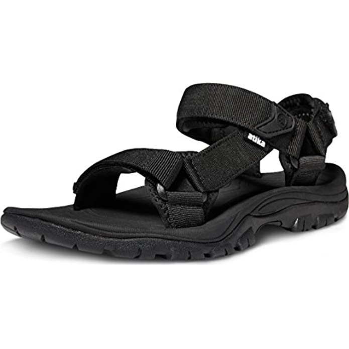 ATIKA Women's Outdoor Hiking Sandals, Comfortable Summer Sport Sandals, Athletic Walking Water Shoes