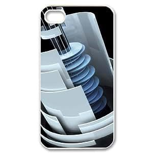 Ruipian iPhone 4/4s Case White