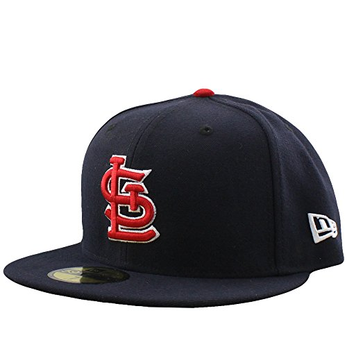 New Era 59FIFTY St. Louis Cardinals MLB 2017 Authentic Collection On-Field Alternate Fitted Hat