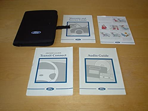 ford transit connect owners manual handbook transitconnect van rh amazon co uk Interior Ford Tourneo Connect ford tourneo connect service manual pdf