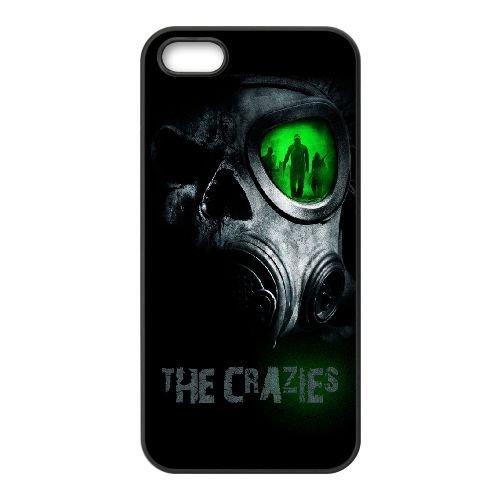 The Crazies QU65DX4 coque iPhone 4 4s téléphone cellulaire cas coque O2BM3L9KN