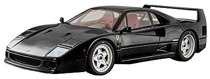 Hobby JAPAN 1/18 Ferrari F40 black finished product