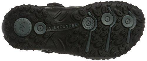 Allrounder by MephistoRock - Sandalias Atléticas Hombre gris (Anthracite)