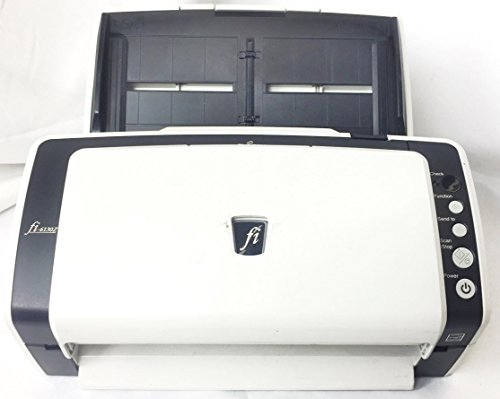 fujitsu black and white scanner - 8