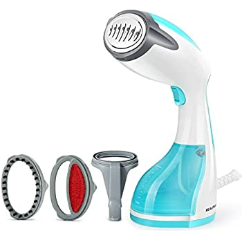 BEAUTURAL 1200-Watt Handheld Garment and Fabric Steamer, Clothes Wrinkle Remover, 30s Fast Heat-up, Auto-Off, 8.79 oz. Large Detachable Water Tank