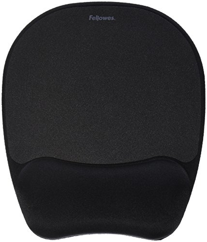 Fellowes-Memory-Foam-Mouse-PadWrist-Rest-Black-9176501