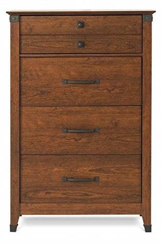 Childcraft Redmond 4 Drawer Chest- Coach Cherry by Child Craft