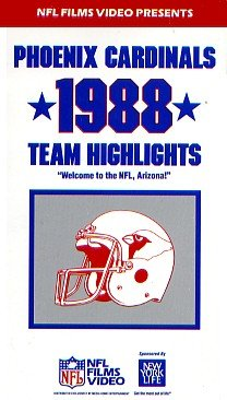 f1c2e1e0 Amazon.com: NFL Phoenix Cardinals - 1988 Team Highlights - Welcome ...