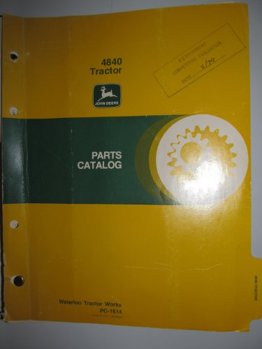 john deere parts catalog - 2