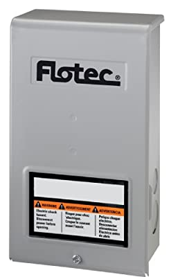 Flotec FP217-810 Submersible Well Pump Control Box