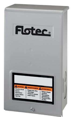 Flotec FP217-810 Submersible Well Pump Control Box (Box Control 1 Hp)