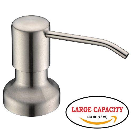 Avola Stainless Steel Kitchen Dispenser product image