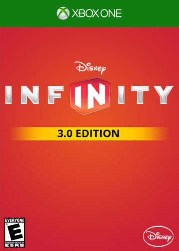 Disney Infinity 3.0 Xbox One Standalone Game Disc Only (Xbox Game Disk)