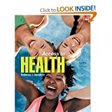 Books a la Carte for Access to Health, Donatelle, Rebecca J., 0321721667