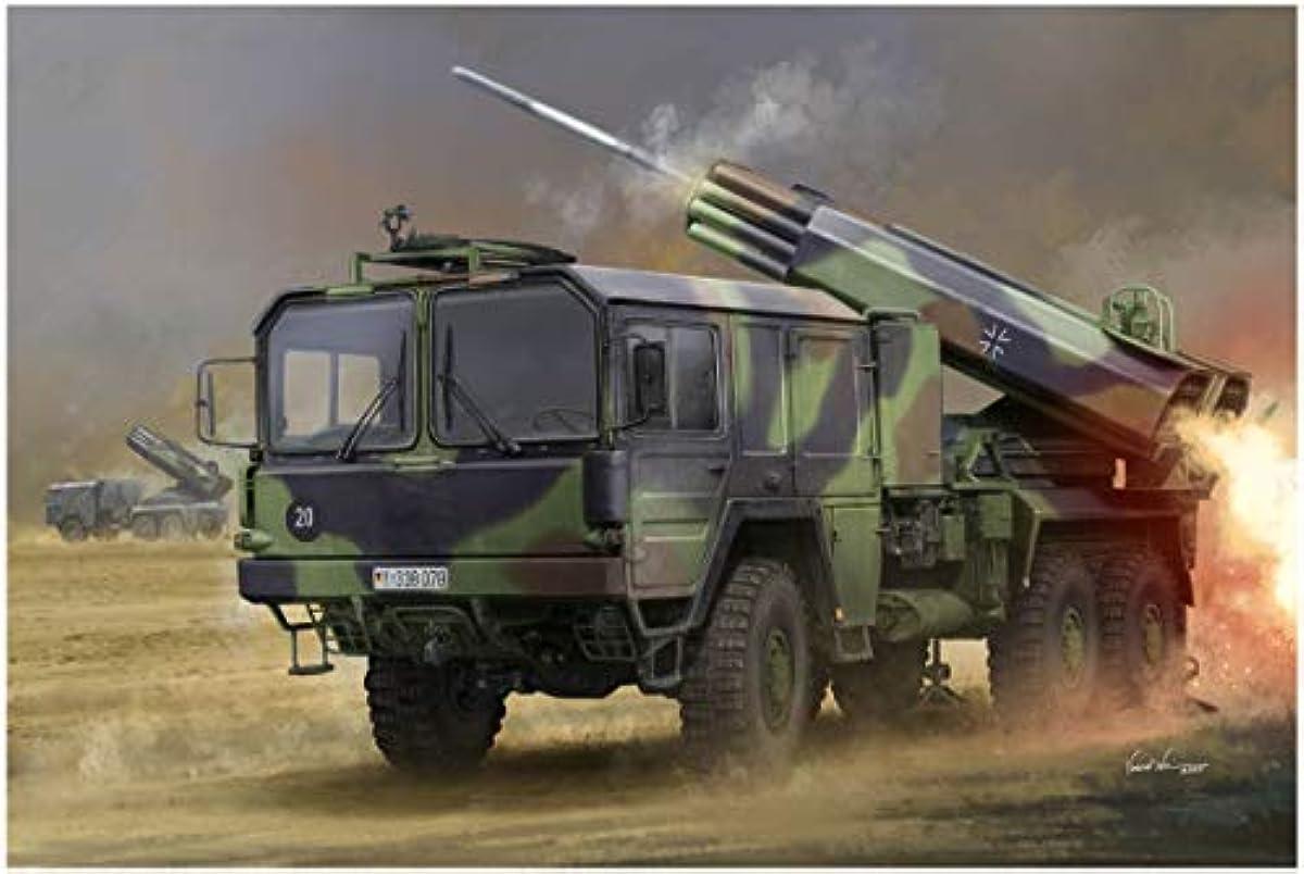 [해외] 취미 보스 1/35 파이팅비쿠루시리즈 독일 육군 LARS2 로켓 런처 프라모델  85521