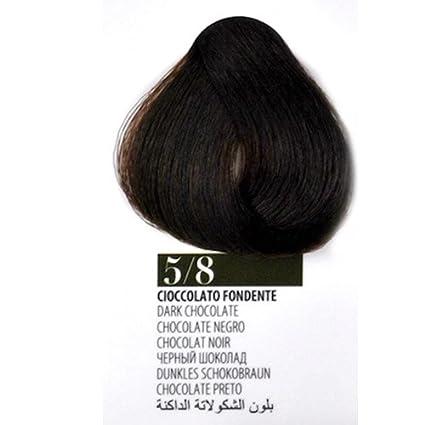 Tintura Capelli 58 Cioccolato Fondente Farmagan Hair Color