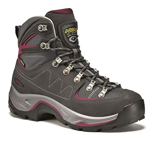 Asolo TPS Equalon GV Backpacking Boot - Women's Graphite/Red Bud, 7.0 by Asolo (Image #1)