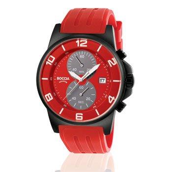 3777-24 Boccia Titanium Watch