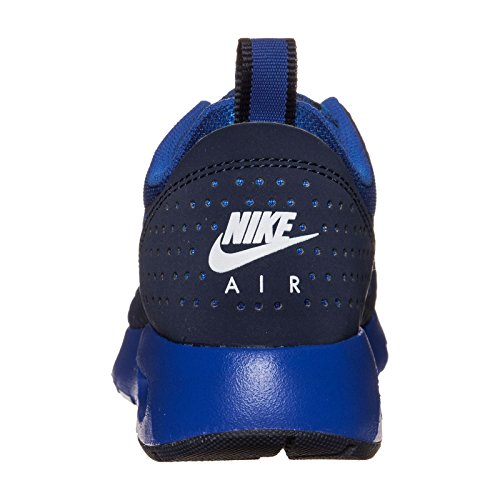 Nike Mdnght Nvy Hypr Cblt, Zapatillas de Deporte para Niños Azul Marino (Mdnght Nvy / Hypr Cblt-Hypr Cblt)