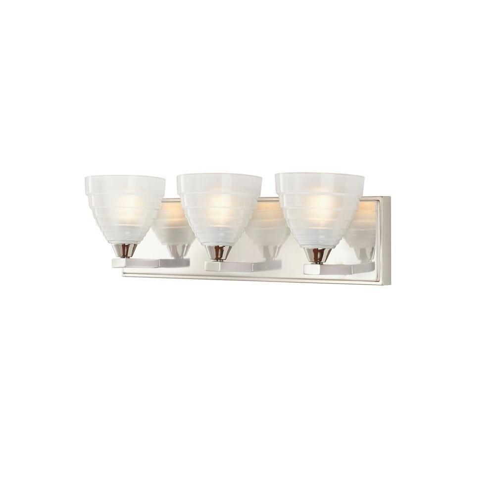 HomeDecorators 3-Light Vanity Fixture