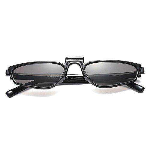 TIANLIANG04 Femmes Noires Lunettes Lunettes De Soleil Pour Femmes Cat Eye Uv400
