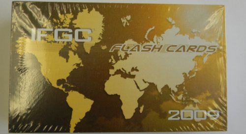 2009 International Fuel Gas Code Flash Cards