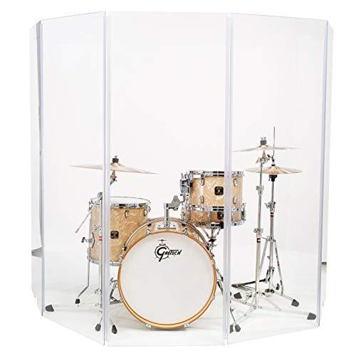 drum acrylic panels - 5