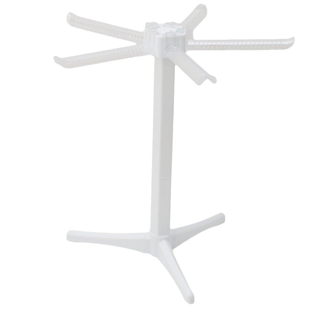 CanVivi Pastatrockner Nudeltrockner aus Kunststoff Spaghetti Trockenst/änder Faltbare Pasta W/äschest/änder