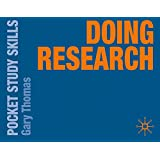 Doing Research (Pocket Study Skills)