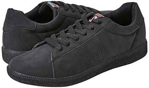 Mtng O tan Zapatillas Mujer Para Negro Deporte De Negro Plus 6qS8rwx6