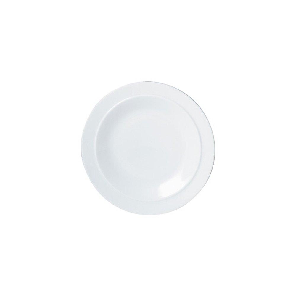 Denby White Teaplate, Set of 4