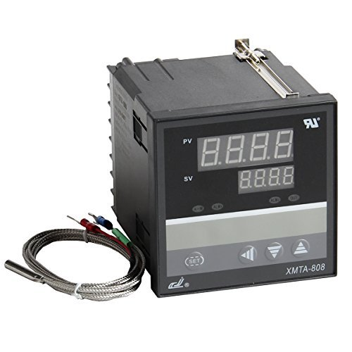 XMTA-808G Industrial Digital PID Temperature Controller with SSR Output and k sensor