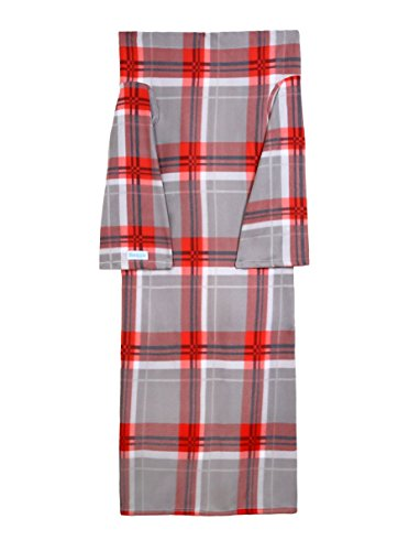Original Snuggie Blanket Sleeves Pockets product image