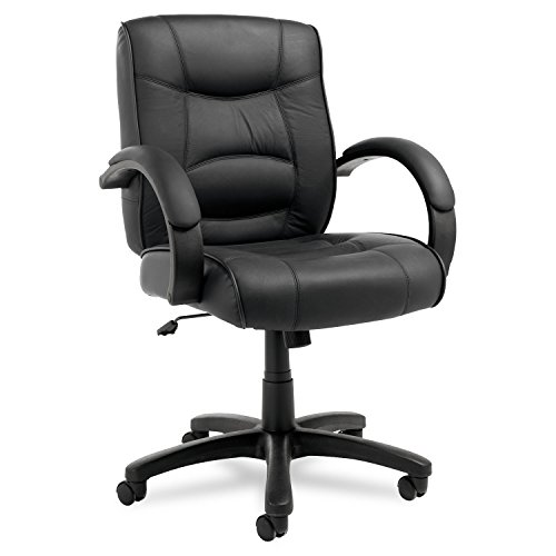 ALESR42LS10B - Best Strada Series Mid-Back Swivel/Tilt Chair