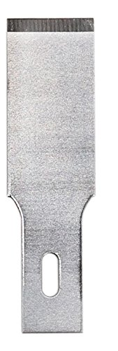 Excel Blades #18 Wood Chisel Blade, 1/2 Inch, American Made Replacement Hobby Blades, 100 Pack by Excel Blades