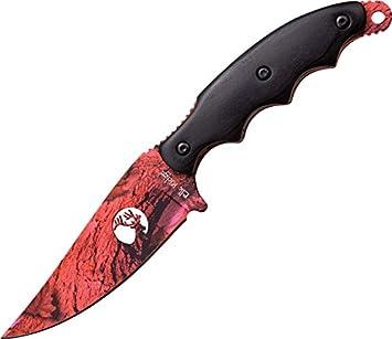Elk Ridge ER542PC Cuchillo Tascabile,Unisex - Adulto, Rosa ...