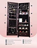 Nicetree Jewelry Cabinet with Full-Length