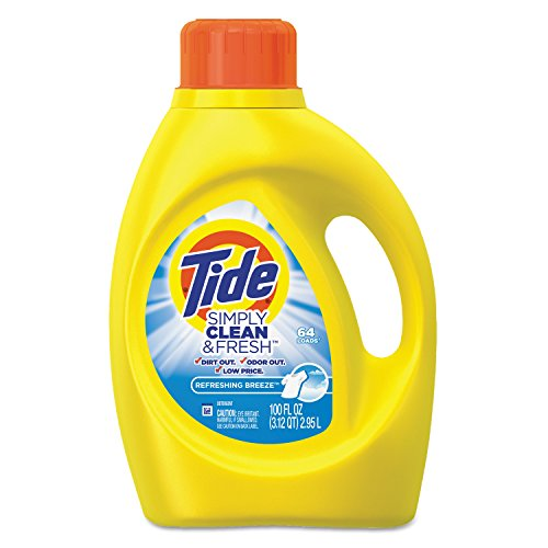 Procter & Gamble Tide 89129 Simply Clean & Fresh Laundry ...