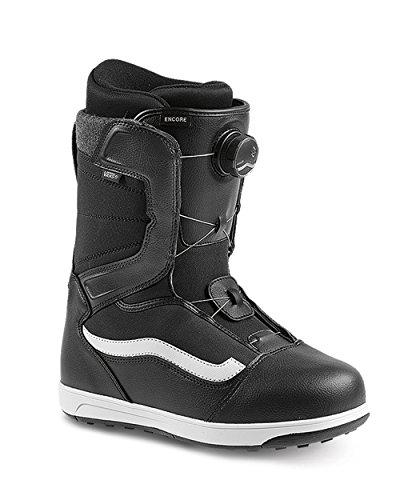 Vans Encore Snowboard Boots 2018, Black/White