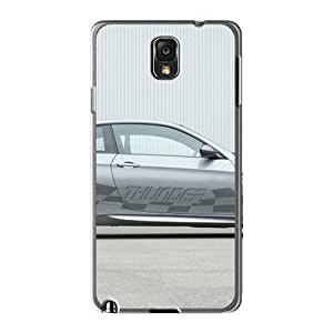 Fashion NRe629wXns Case Cover For Galaxy Note3(hamann Bmw 3 Series Thunder Side View)