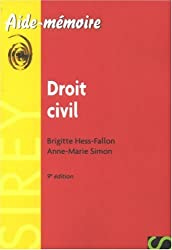 Droit civil : Edition 2007