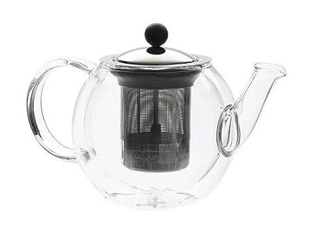 Teekanne Bodum bodum bora bora doppelwand teekanne 0 5 liter amazon co uk