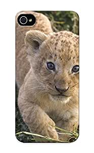 New Style Case Cover JmwJMEe810PGQgA Animals Mara African Lions Kenya Baby Animals Compatible With Iphone 5/5s Protection Case