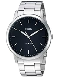 Fossil Men's FS5307 The Minimalist Three-Hand Stainless Steel Watch