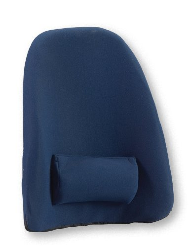 Bilt-Rite Mastex Health Ez Aide Back Cushion, - Support Adjustable Wheelchair Positioning