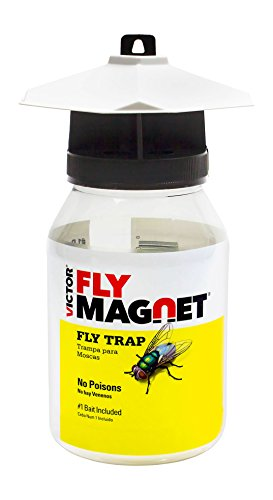 Safer M380-AMAZ Reusable Fly Trap, 2 Pack